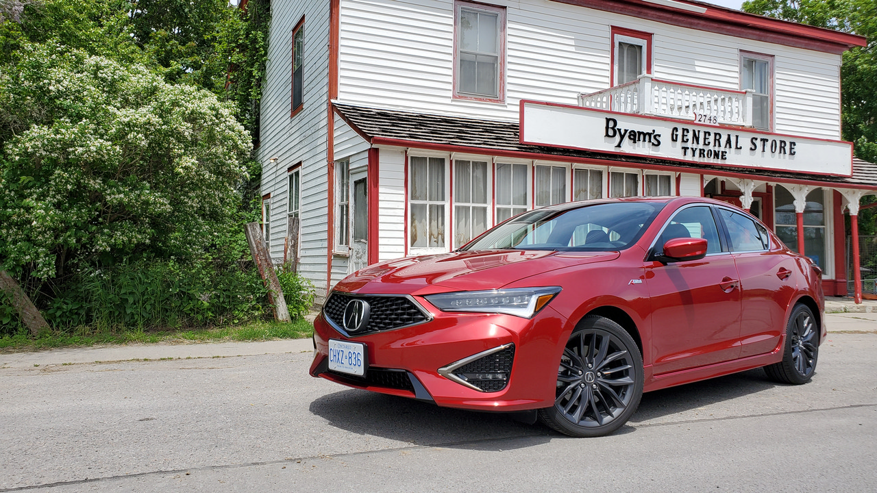 review 2019 acura ilx