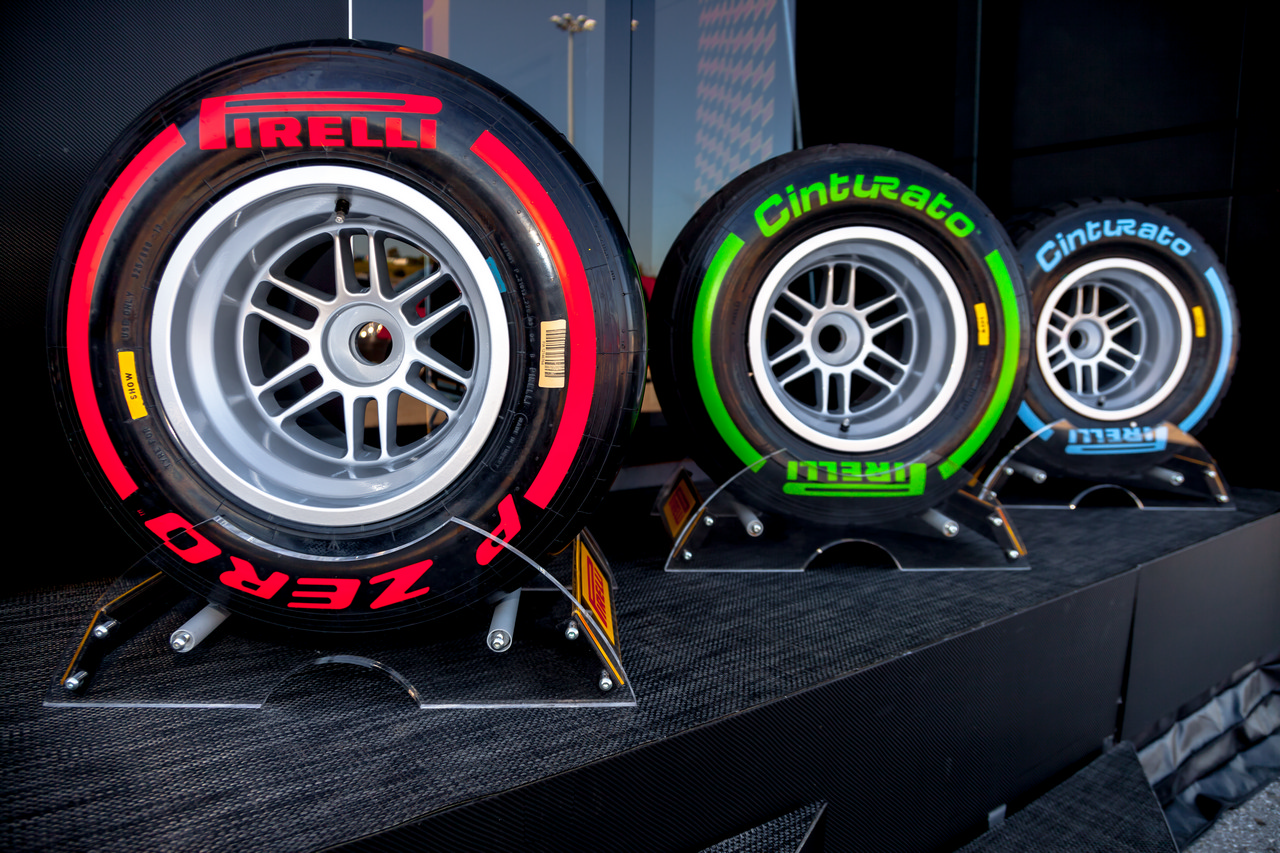 F1 tire supplier Pirelli