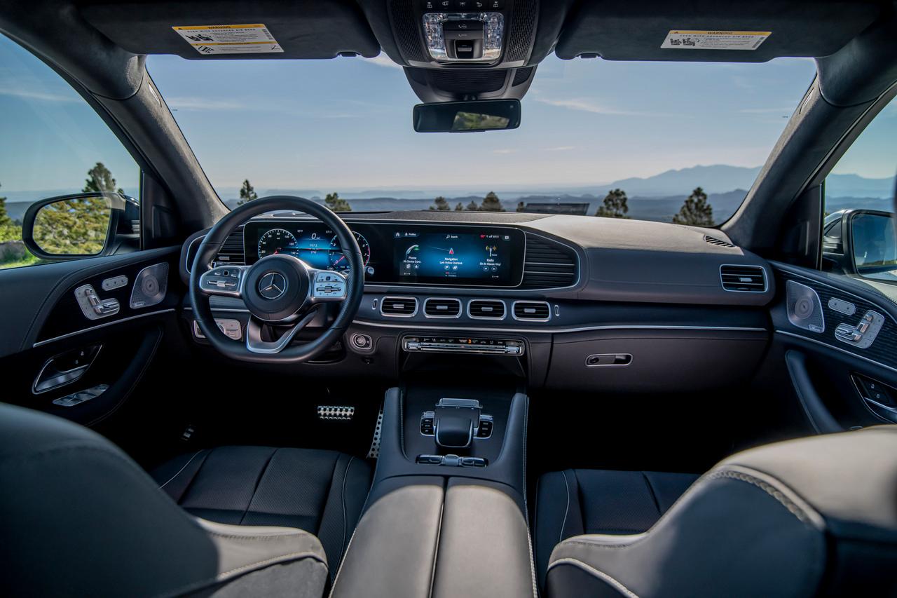 First Drive: 2020 Mercedes-Benz GLS SUV