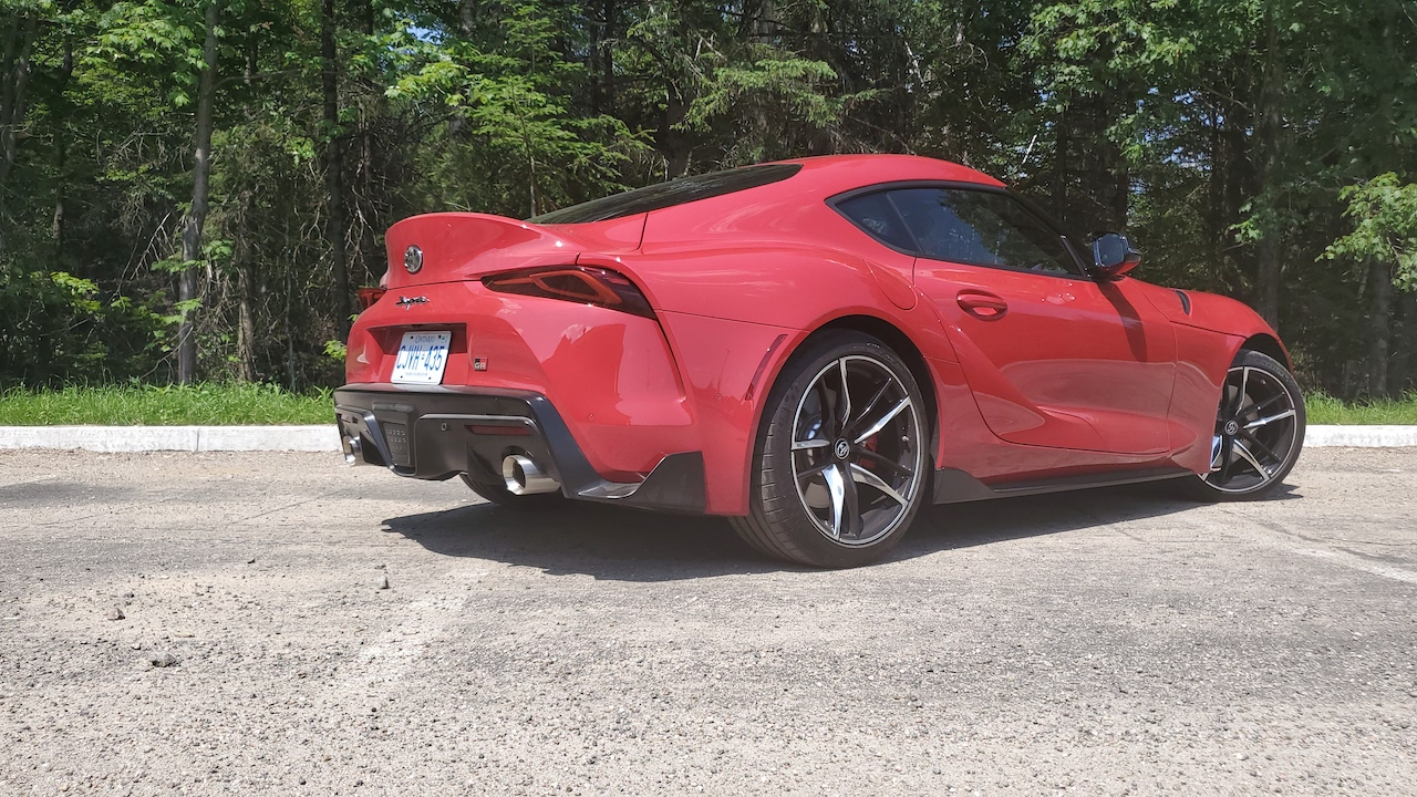 First Drive 2020 Toyota GR Supra
