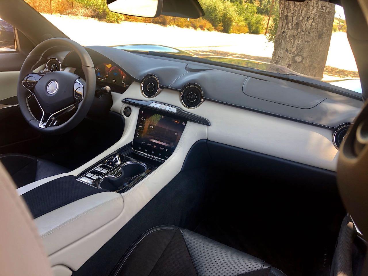 First Drive 2020 Karma Revero GT
