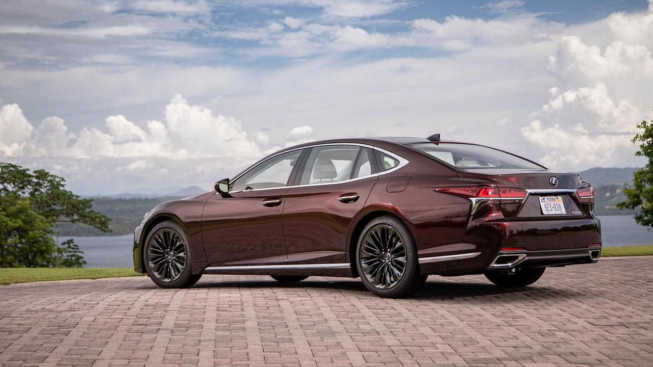 Lexus LS 500 Inspiration