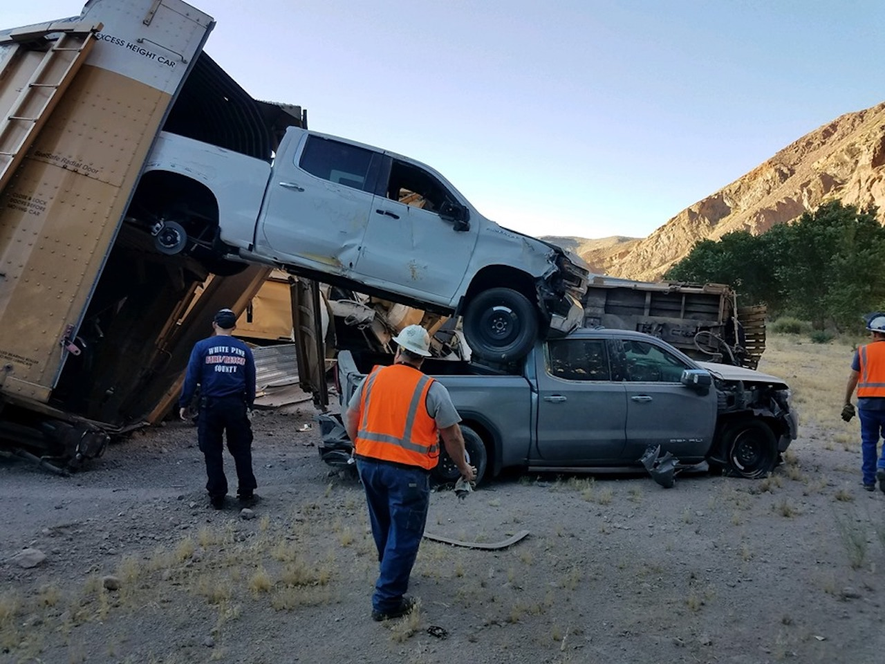 Rail Crash