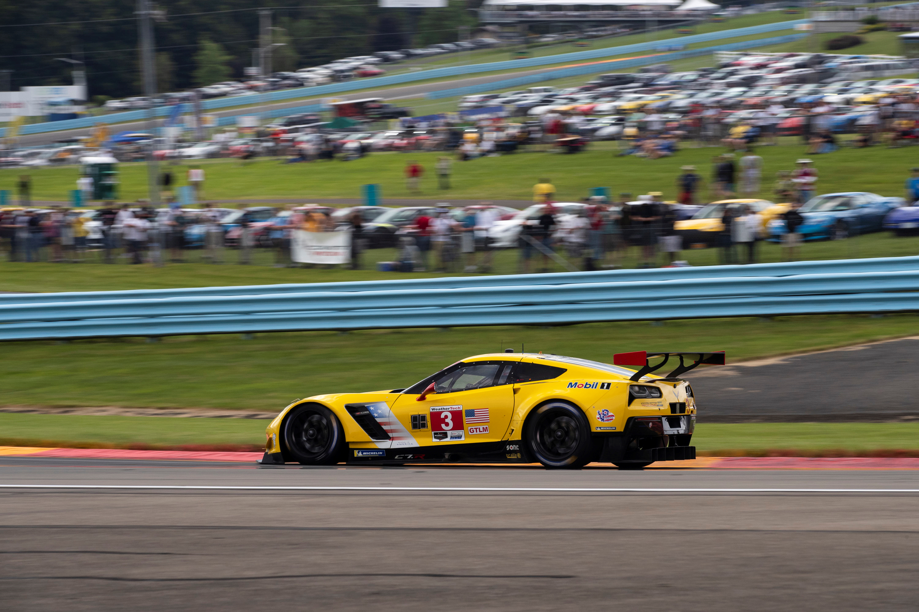 Antonio Garcia Corvette racing