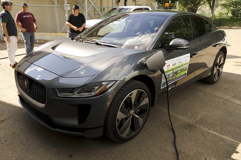 2019 Jaguar I Pace EcoRun