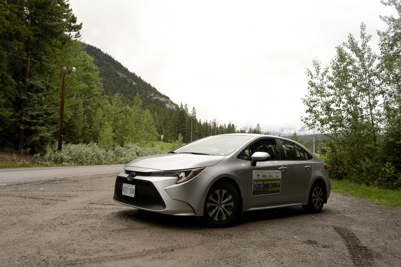 2020 Toyota Corolla Hybrid EcoRun
