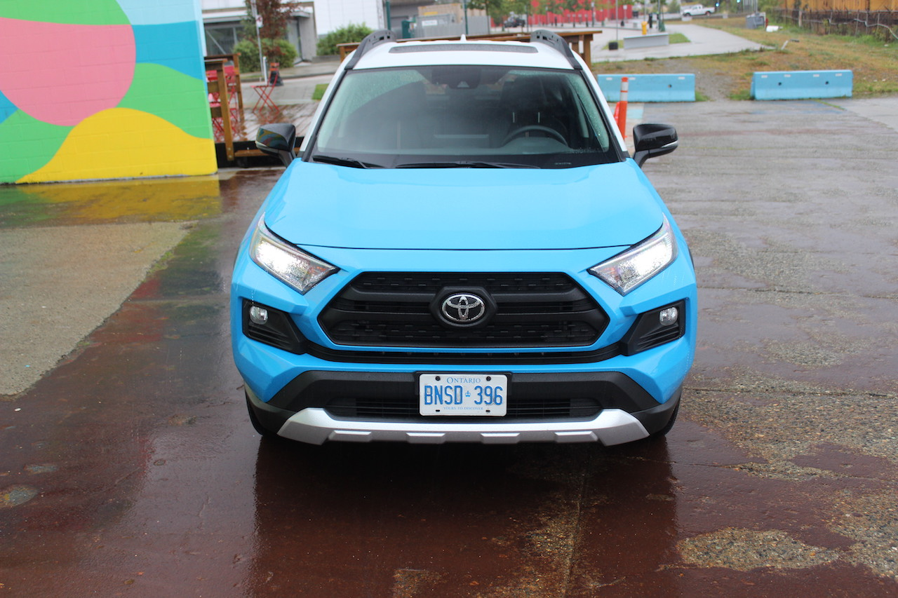 2019 Toyota RAV4 Trail Review