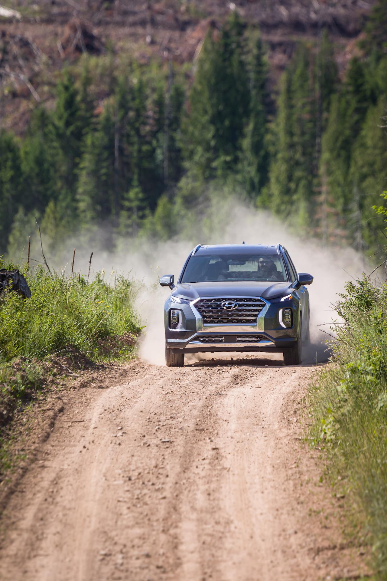 Review 2020 Hyundai Palisade