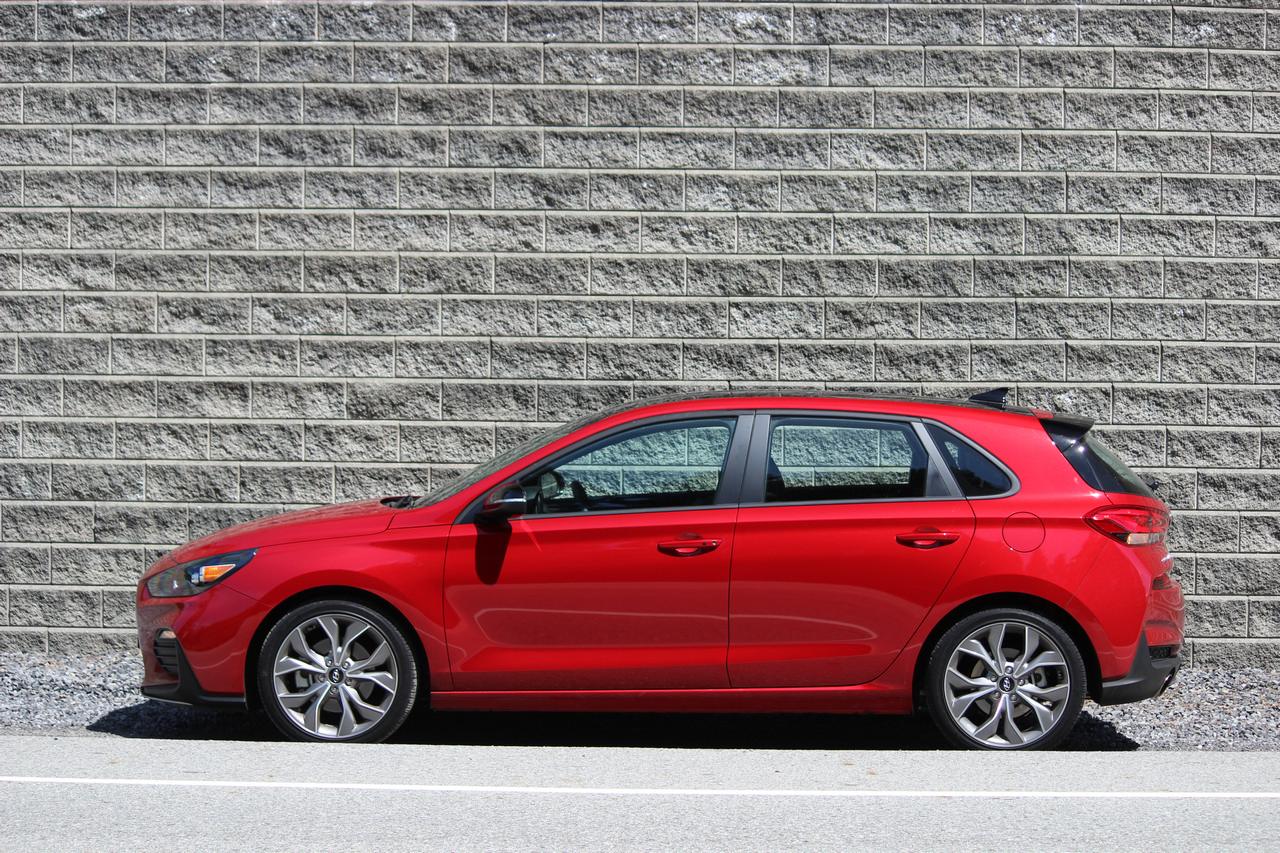 review 2019 hyundai elantra gt n line wheels ca review 2019 hyundai elantra gt n line