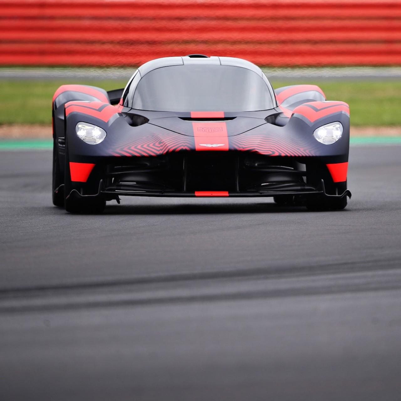 Aston Martin Valkyrie Debuts