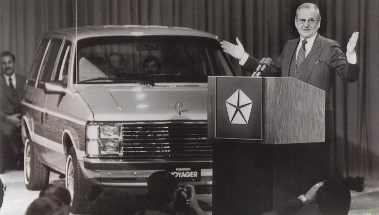 passing of Lee Iacocca