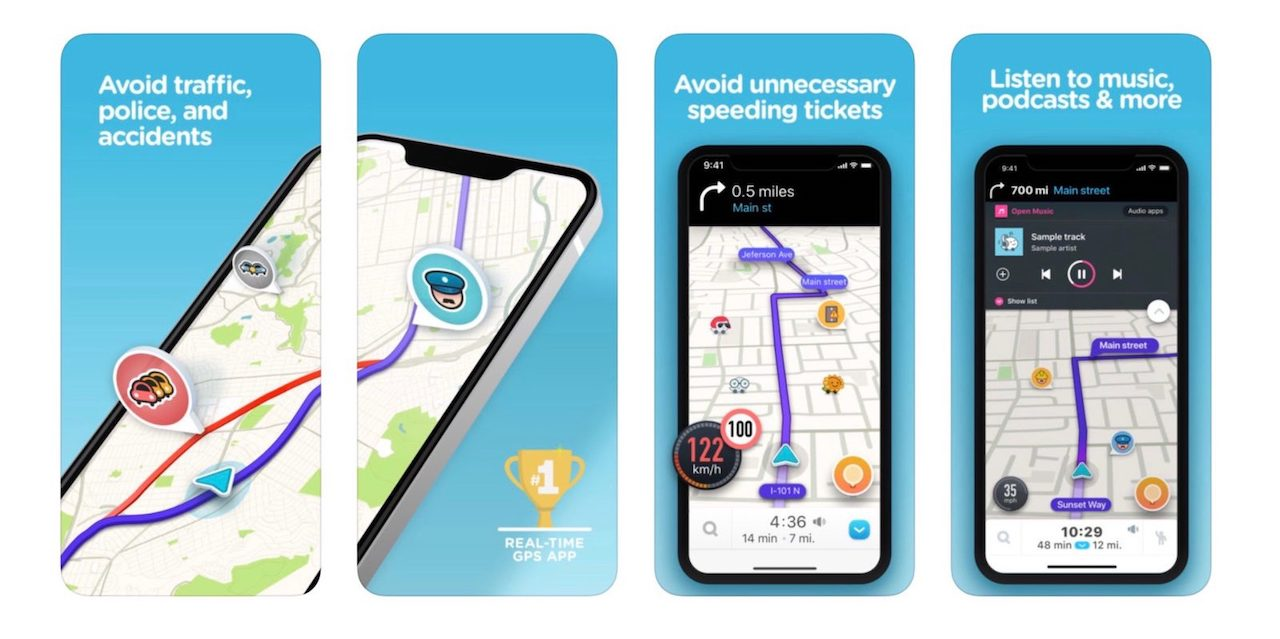 Road Trip Apps