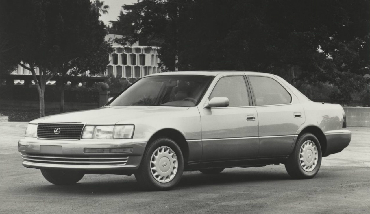 History of the Lexus Brand