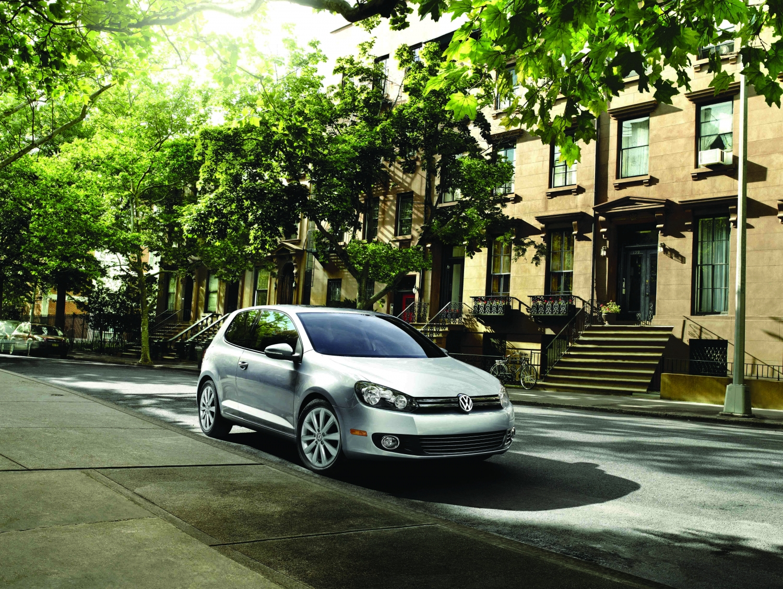 VW Golf 2012