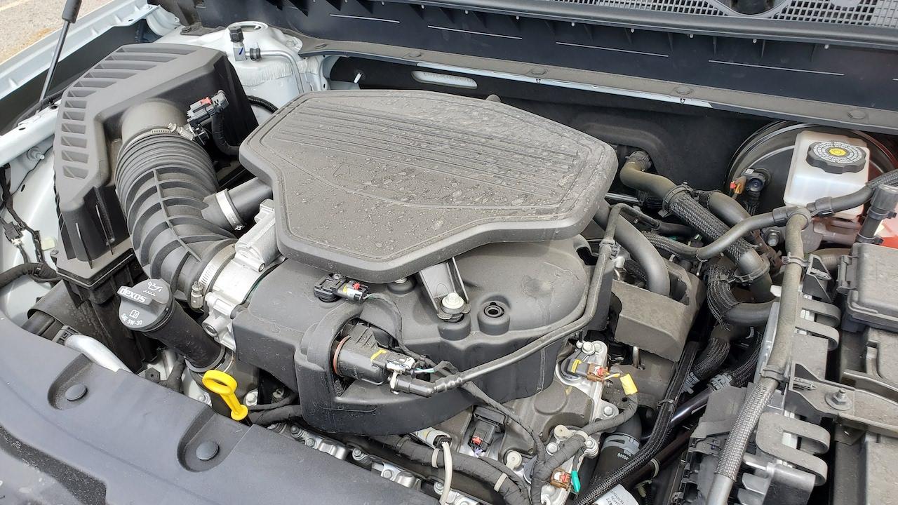 Review 2019 Chevrolet Blazer RS