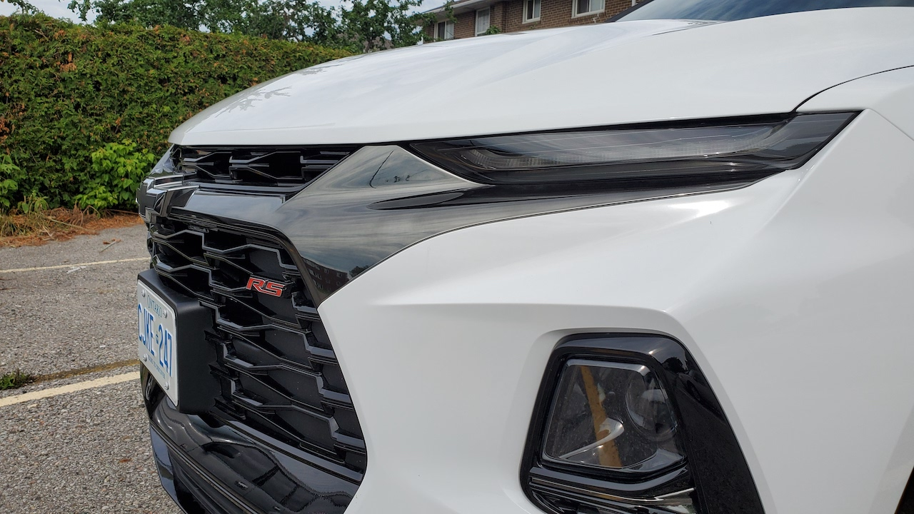 Review 2019 Chevrolet Blazer RS