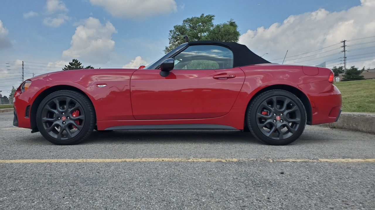 Review 2019 Fiat 124 Spider Abarth