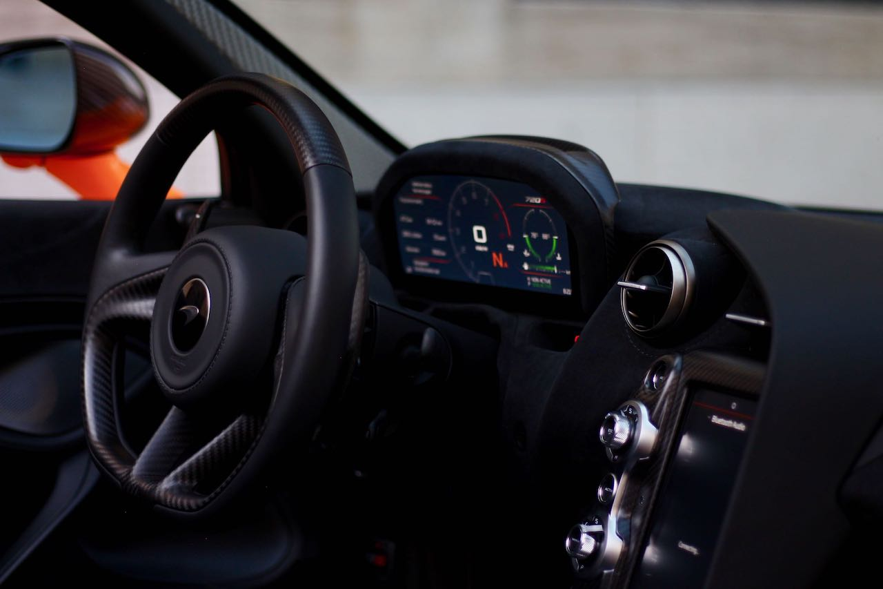 First Drive 2020 McLaren 720S Spider