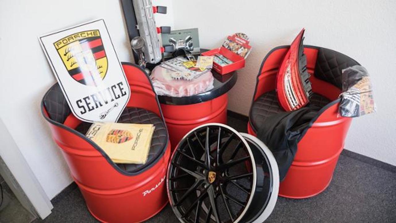 Porsche's Anti-Counterfeiters