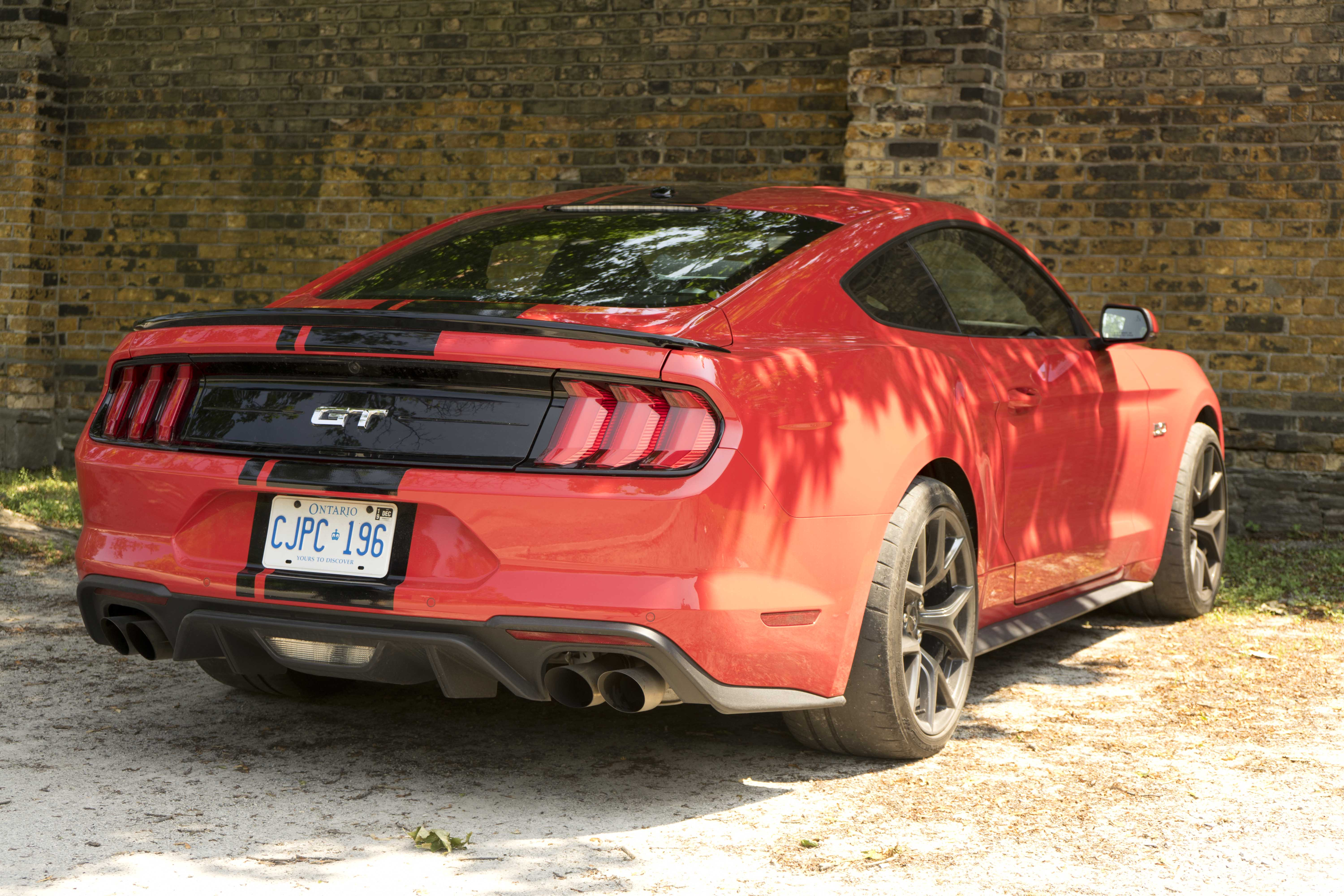 Review: 2019 Ford Mustang GT Premium – WHEELS ca