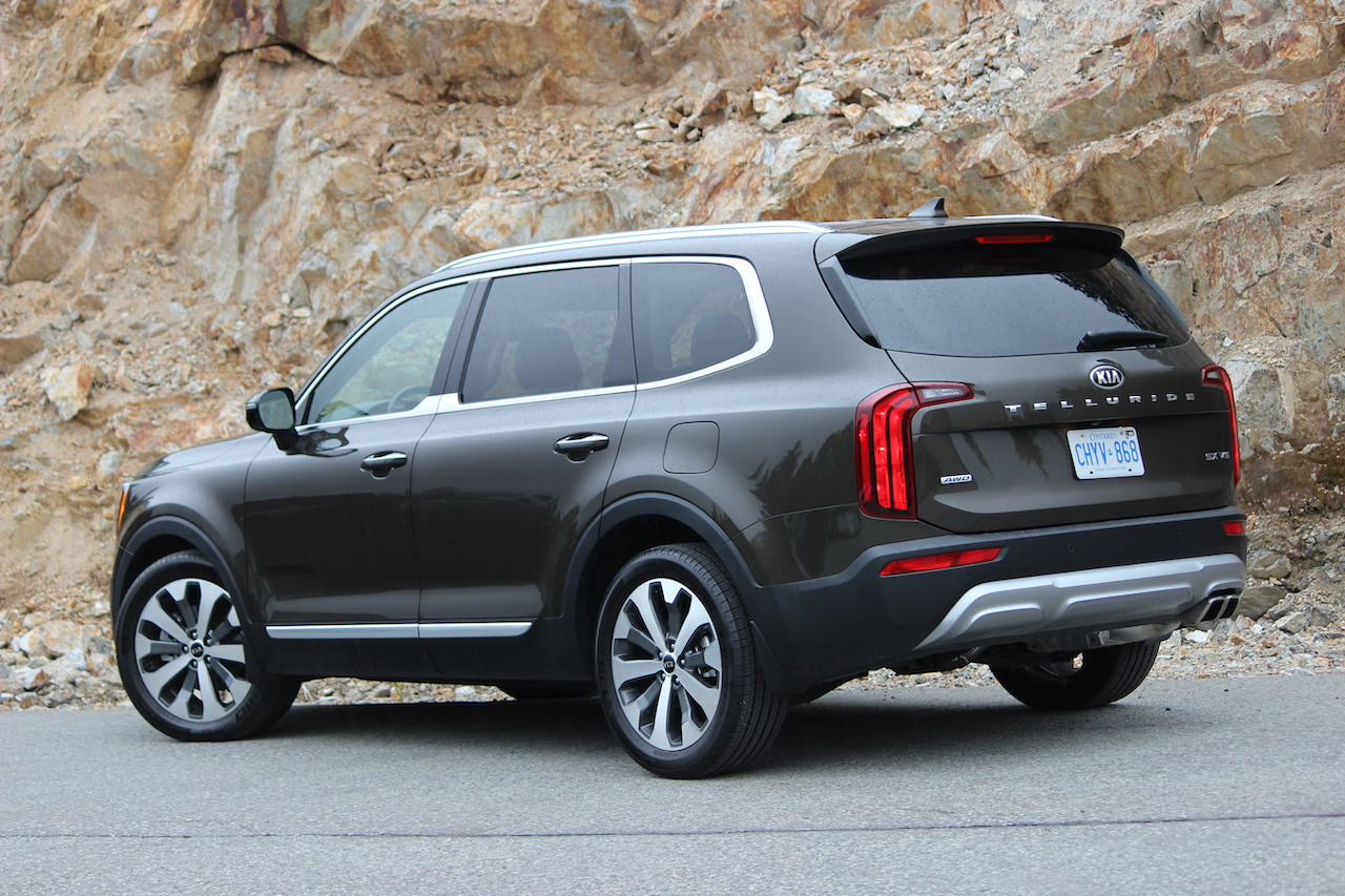 Review 2020 Kia Telluride