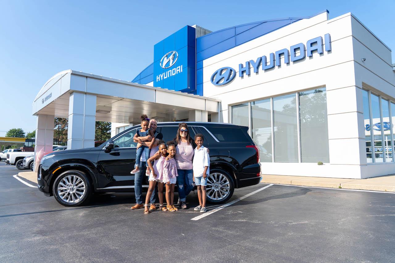 Hyundai Gifts Palisade