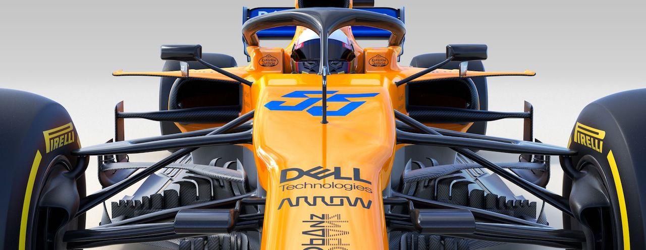 Arrow-McLaren SP