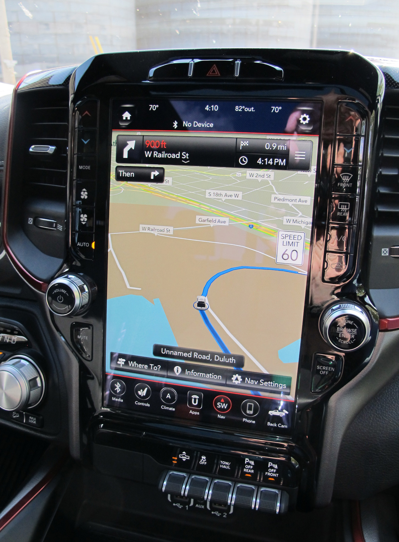 First Drive 2020 Ram 1500 EcoDiesel