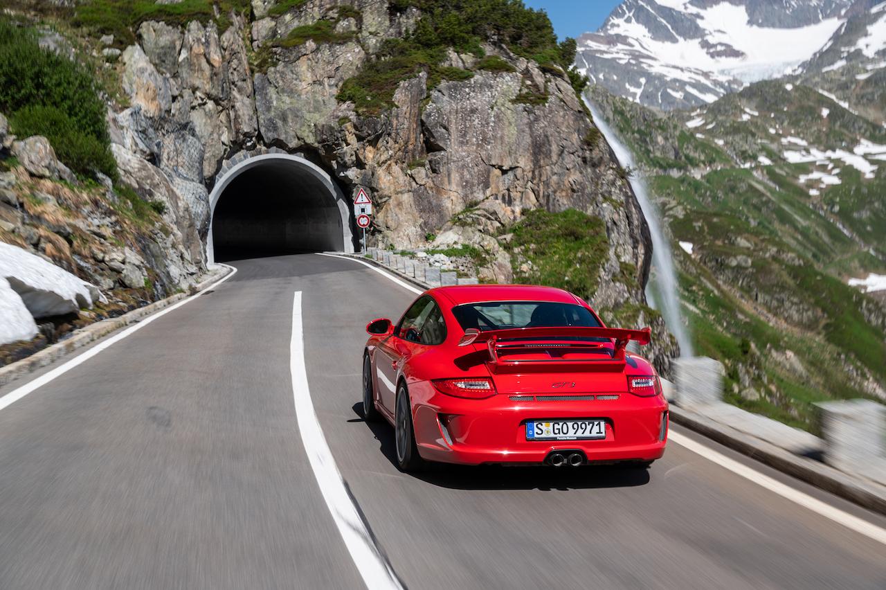 Porsche Celebrates 20 years of 911 GT3
