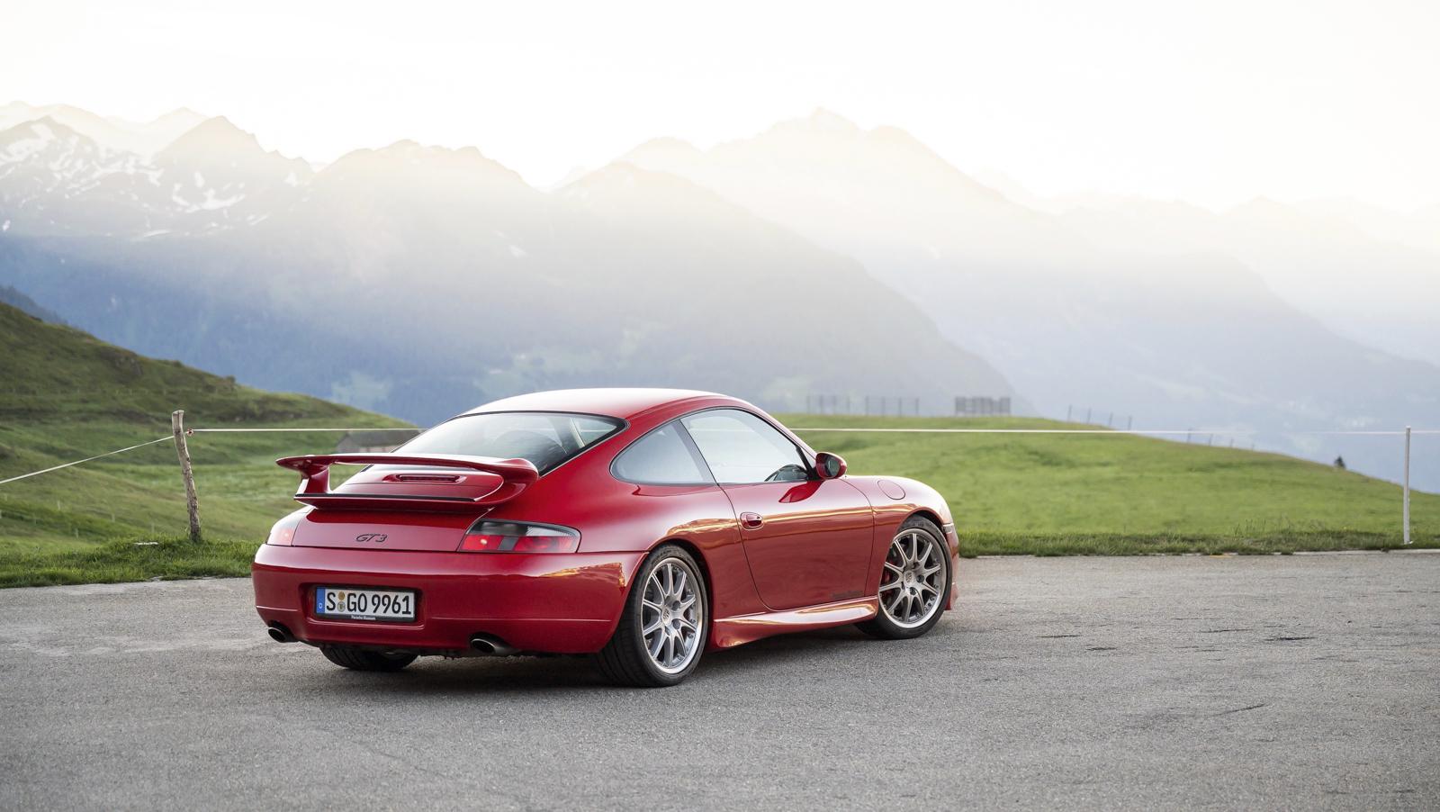 1999 Porsche 911 GT3 996
