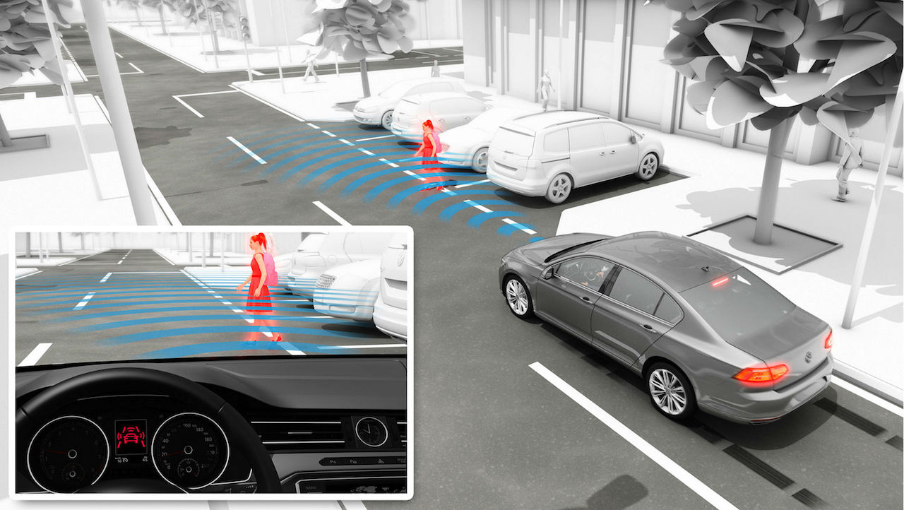 Pedestrian Monitoring