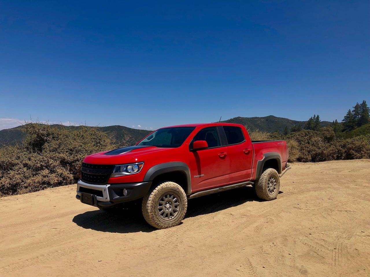 Review 2019 Chevrolet Colorado ZR2 Bison