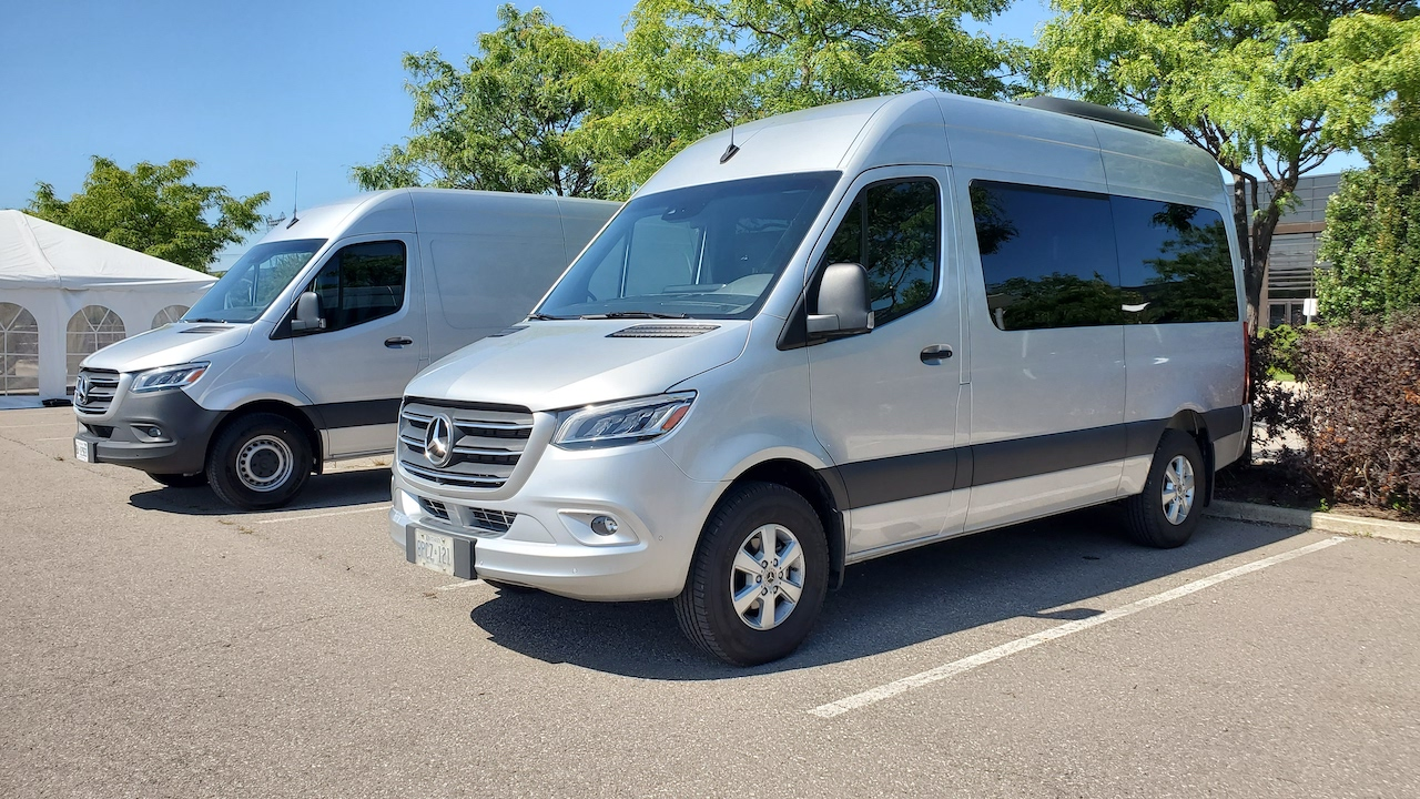 Review 2019 Mercedes-Benz Sprinter