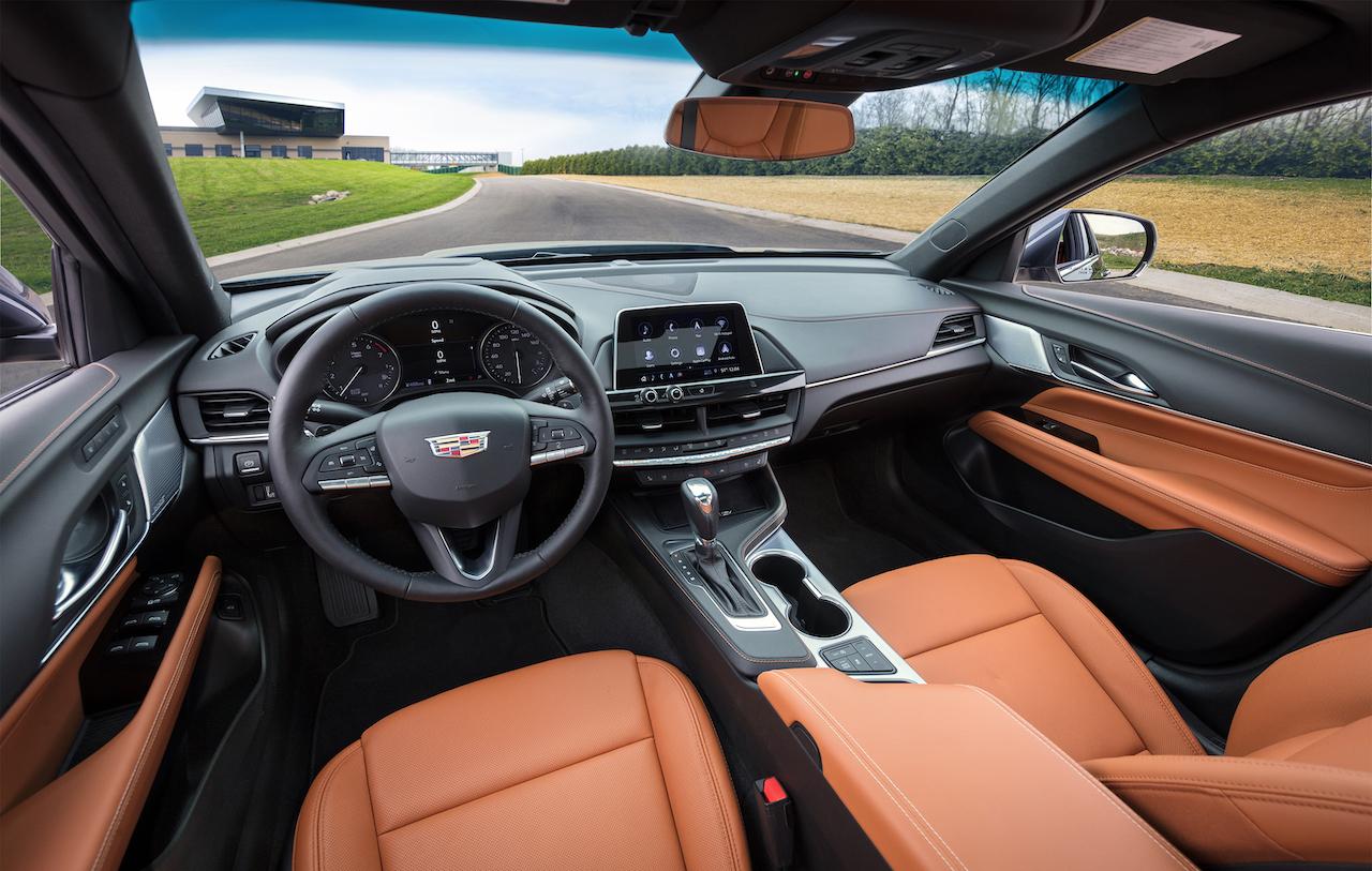 Cadillac CT4 Sedan