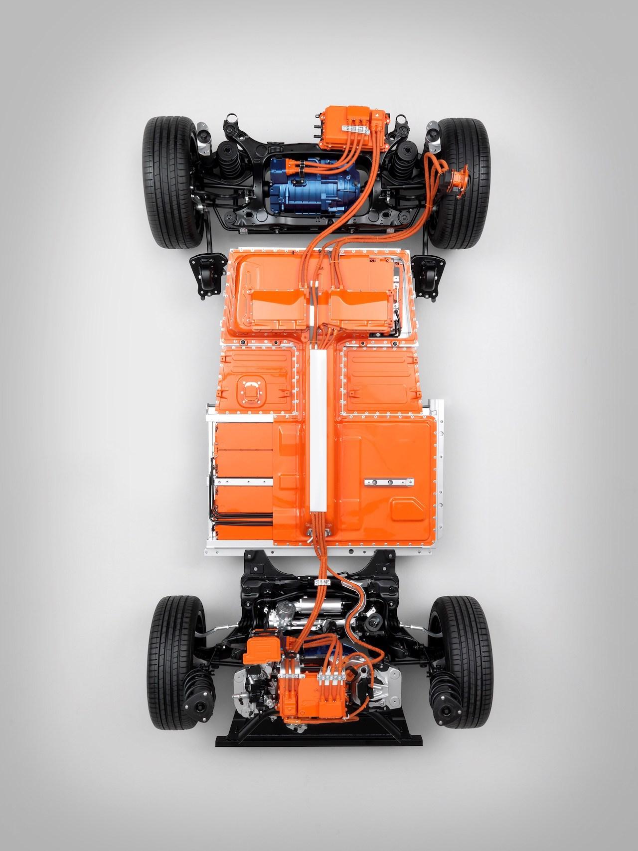 electric XC40
