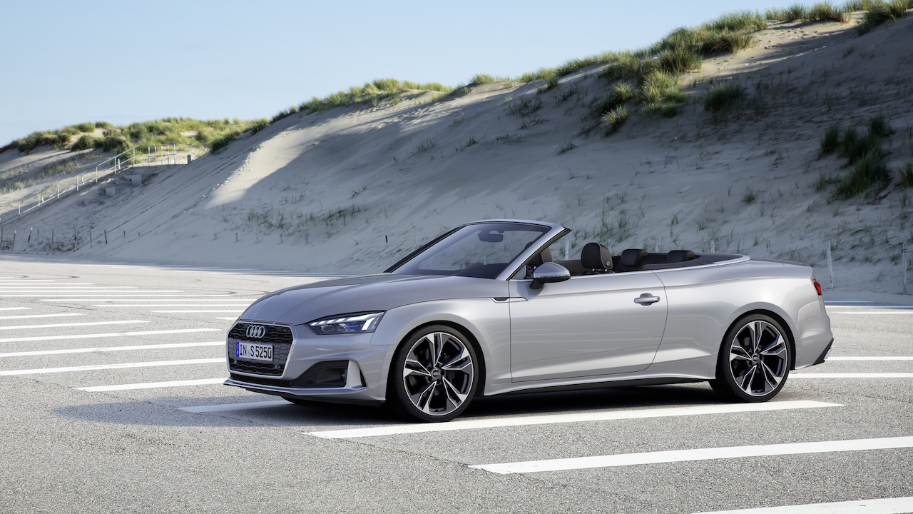 2020 Audi A5 gets a Subtle Facelift