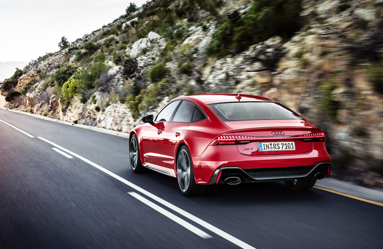 Preview 2020 Audi RS 7 Sportback