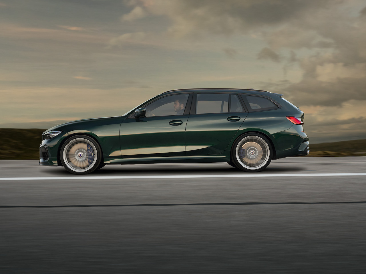 Alpina Builds the Almost-M3 Wagon BMW Won't |