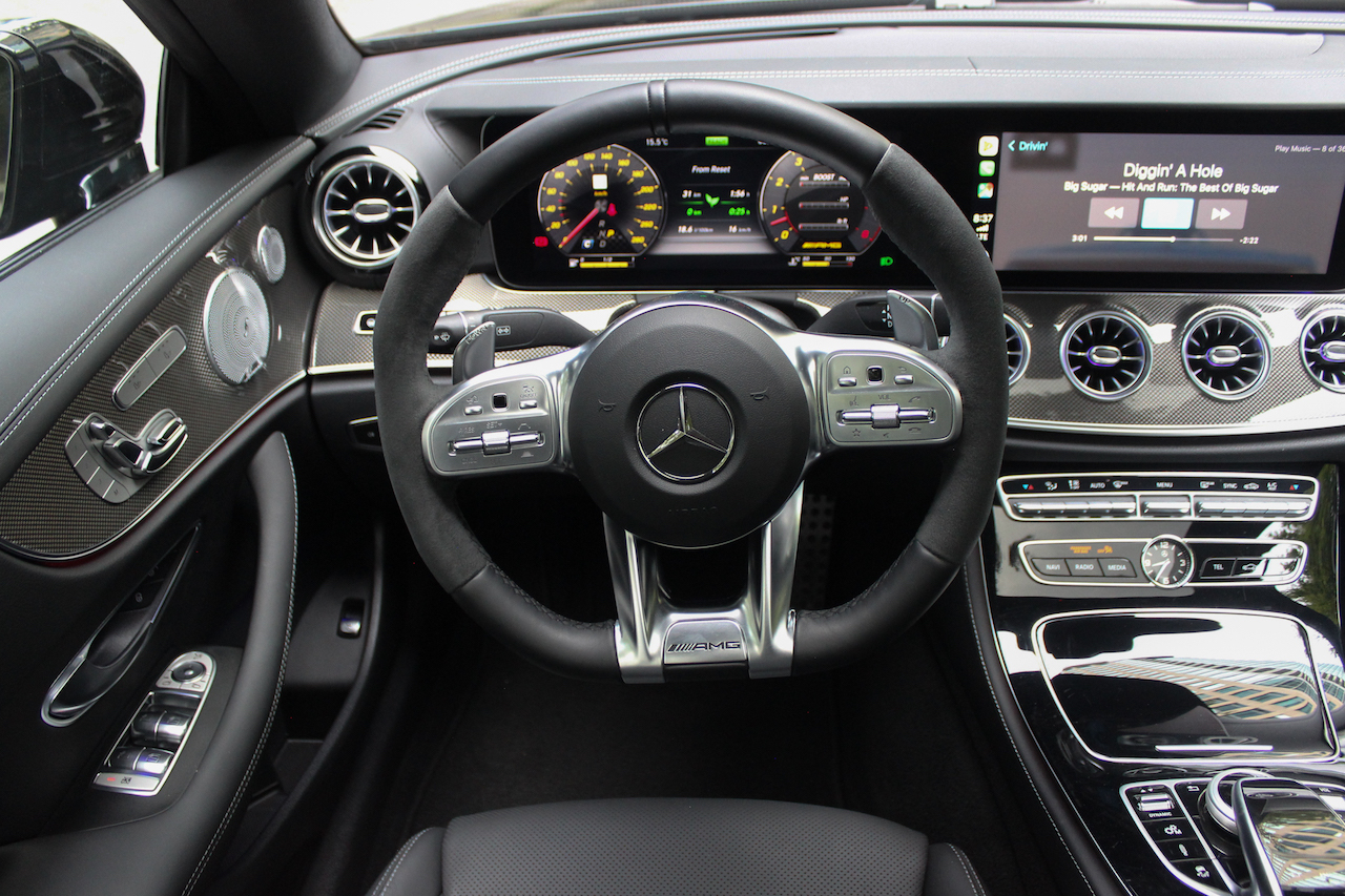 Review 2019 Mercedes-AMG E 53 Coupe