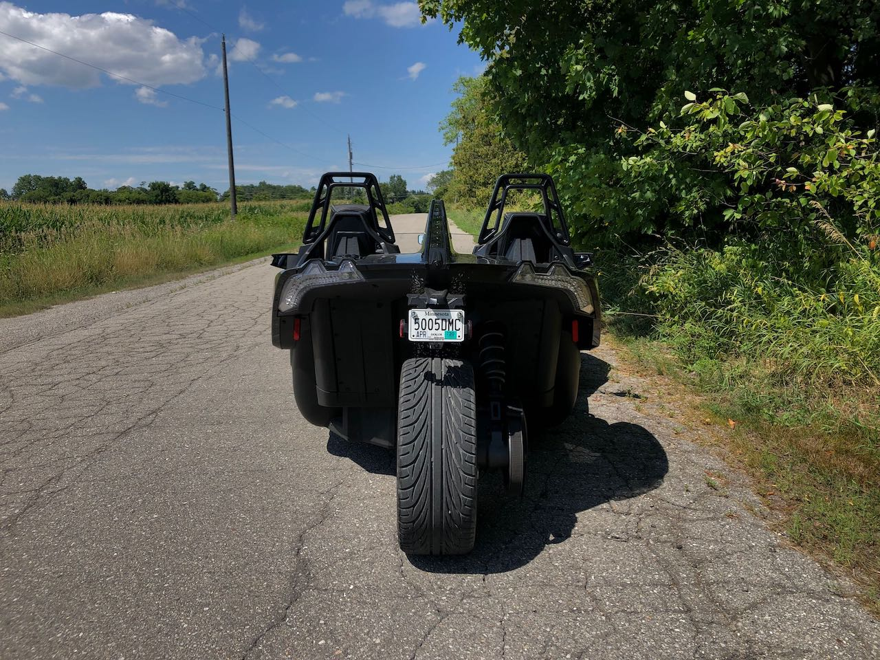 Review 2019 Polaris Slingshot SL