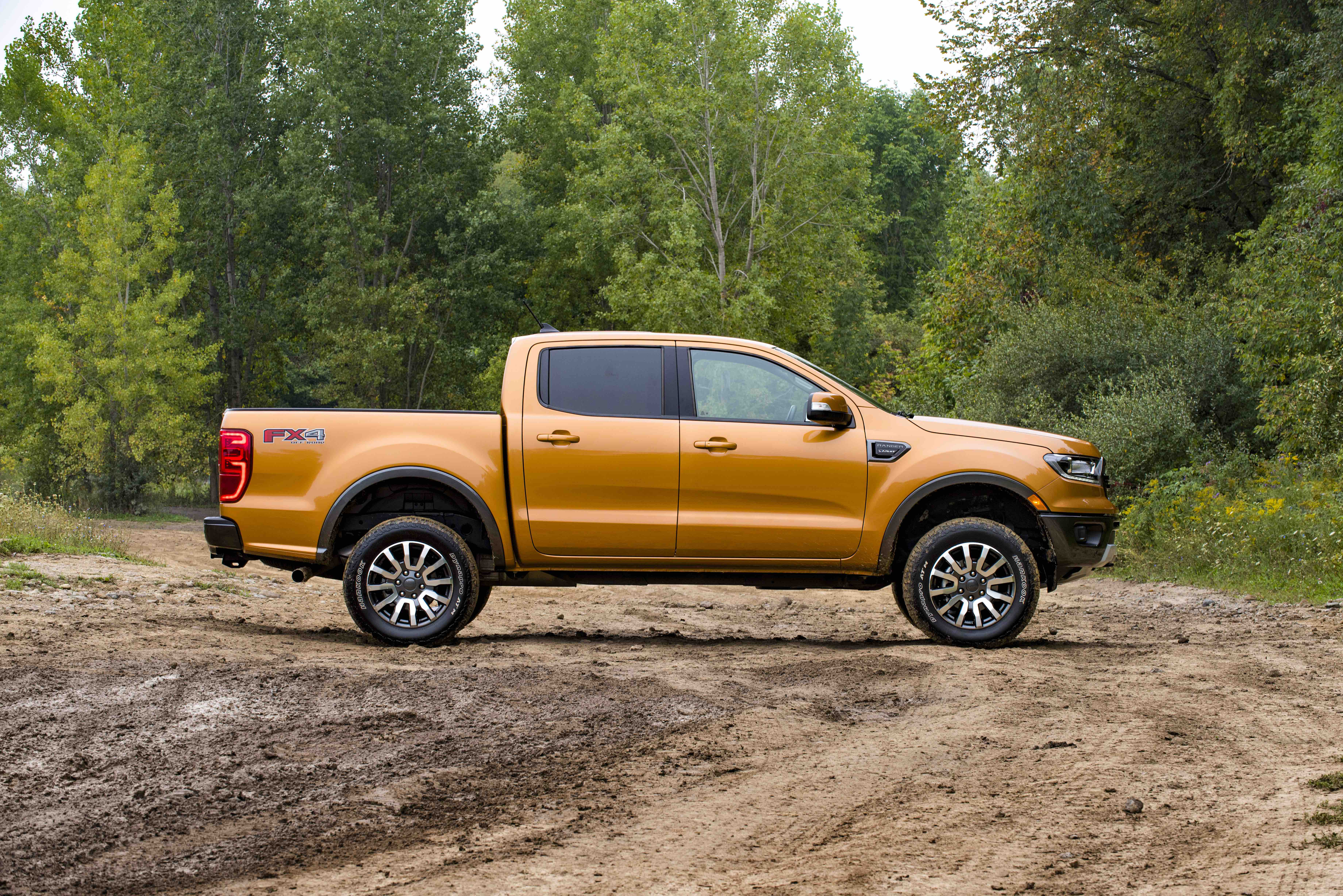 2019 Ford Ranger lift kit