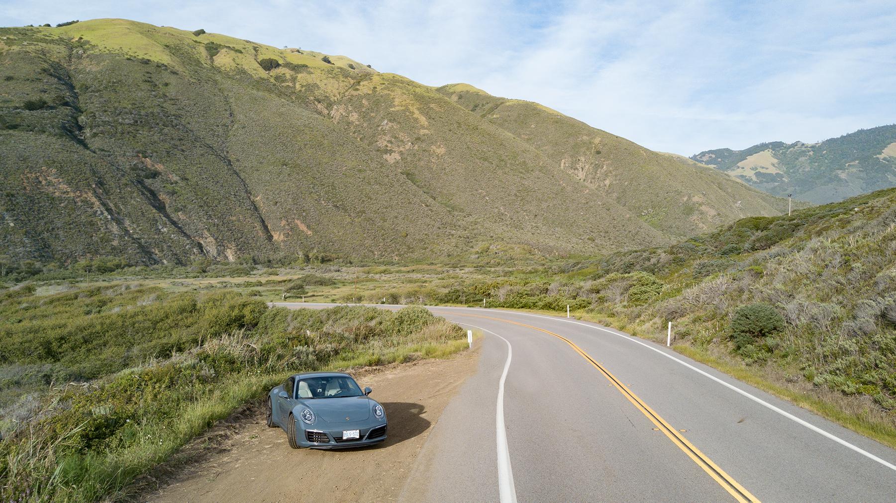 TrackWorthy - Toronto to LA in a Porsche 911 C4S - Map 1