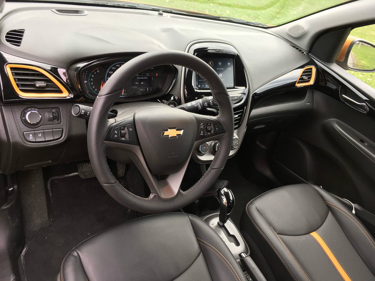 Review 2019 Chevrolet Spark