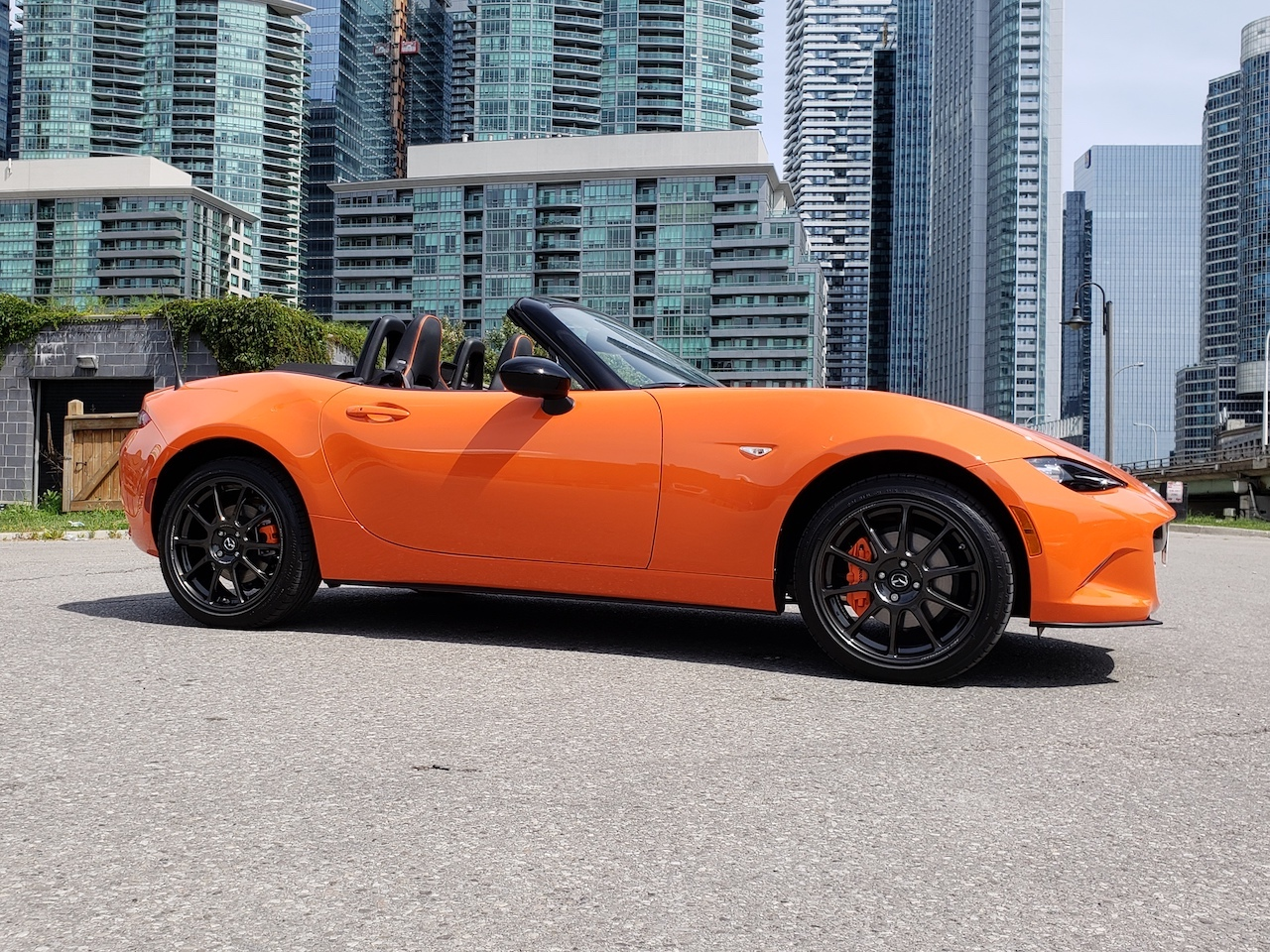 Review 2019 Mazda MX-5 30th Anniversary Edition