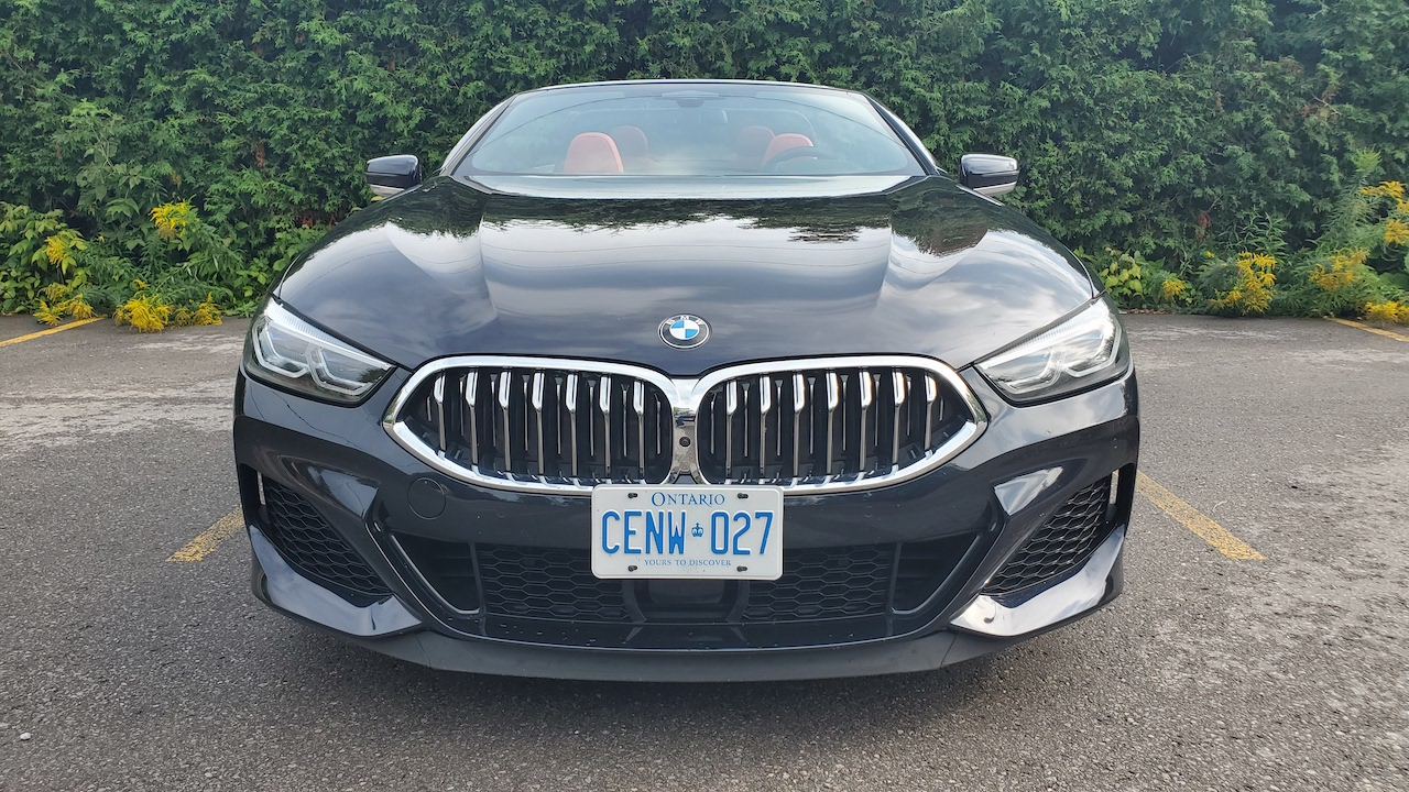 Review 2019 BMW M850i xDrive Cabriolet
