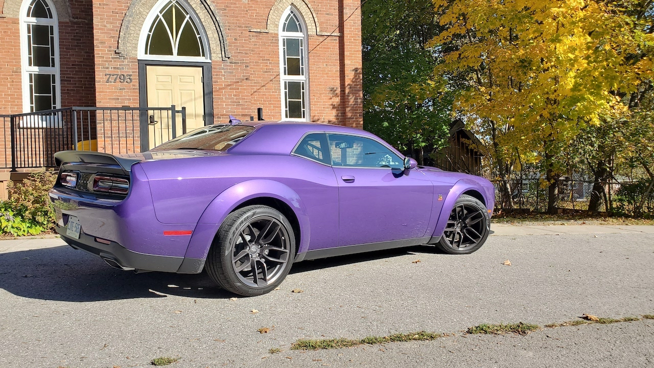 Review 2019 Dodge Challenger Scat Pack 392