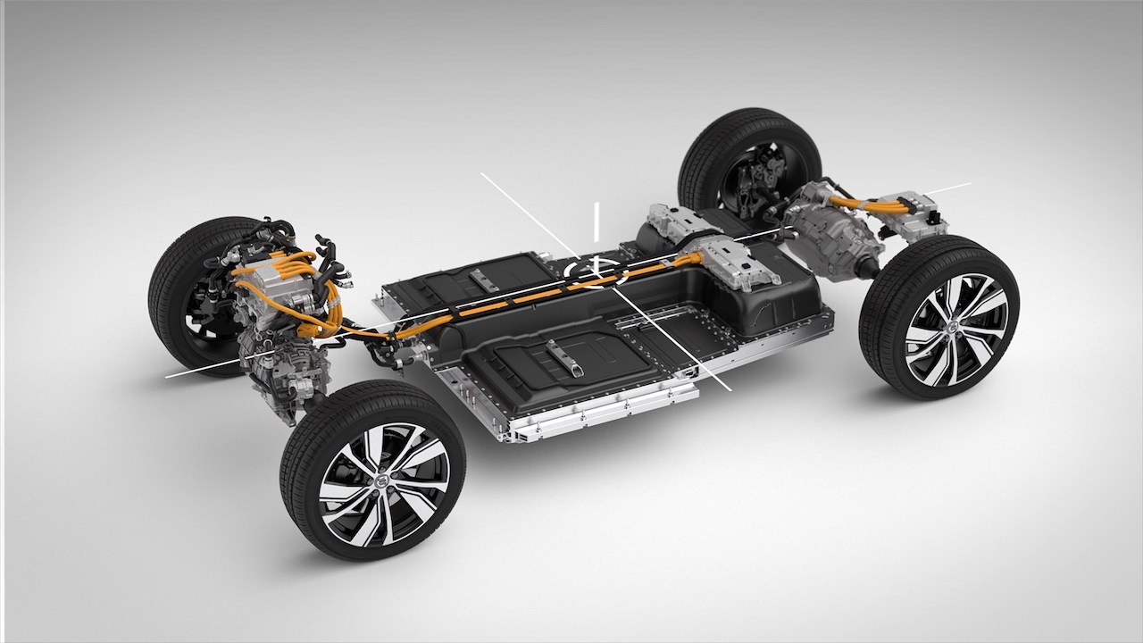 Volvo Recharges with First Electric XC40