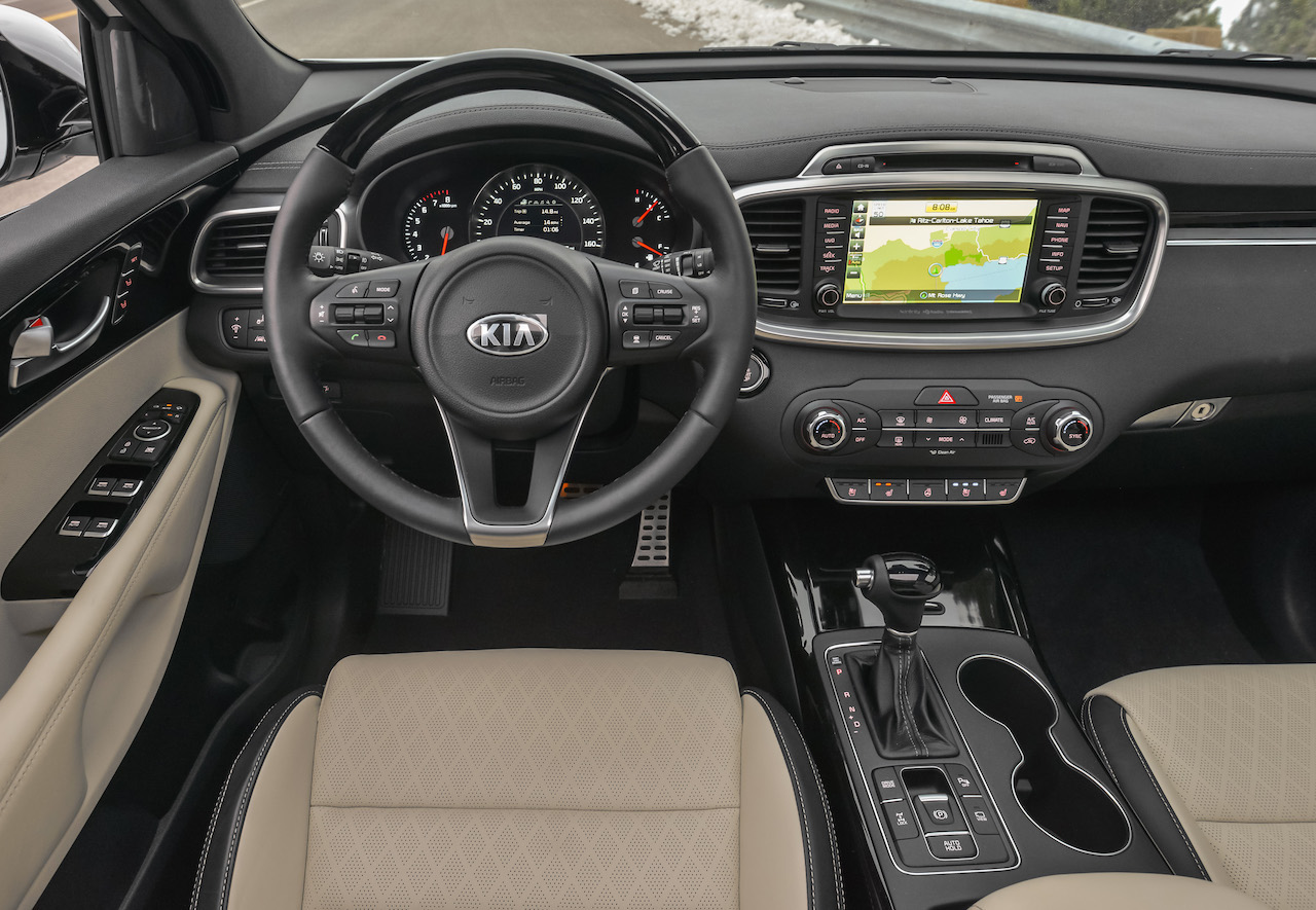 Buying Used 2016-2019 Kia Sorento