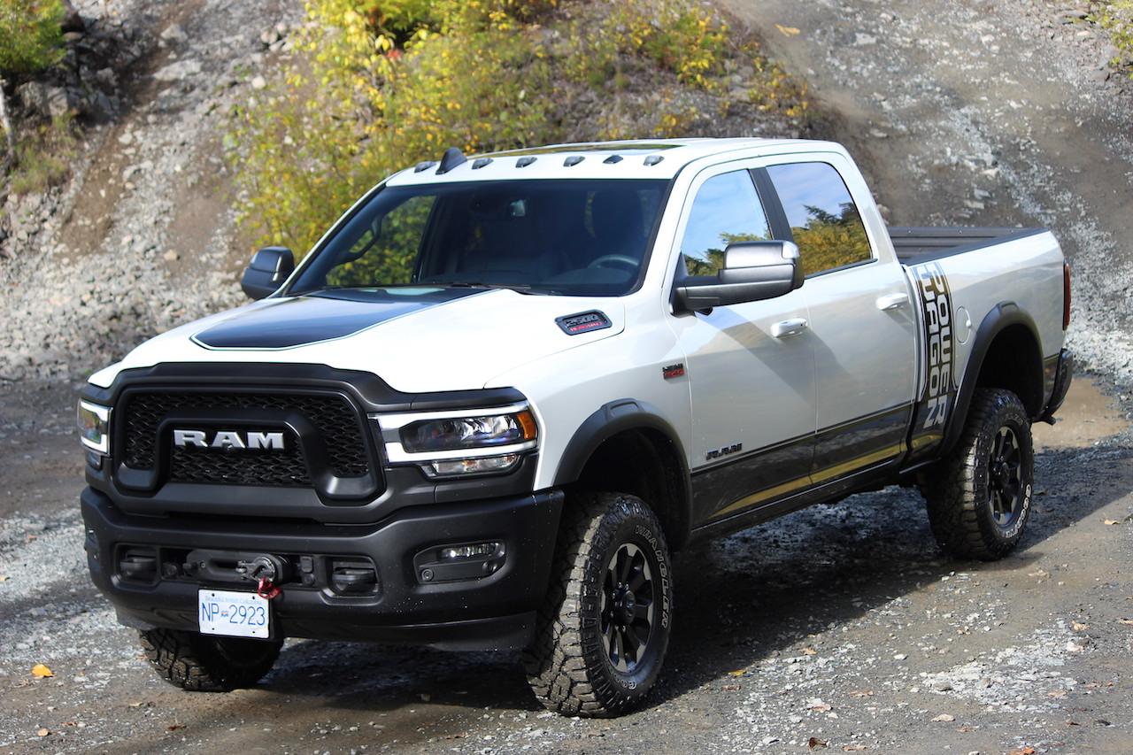 First Drive 2020 Ram Power Wagon Wheels Ca