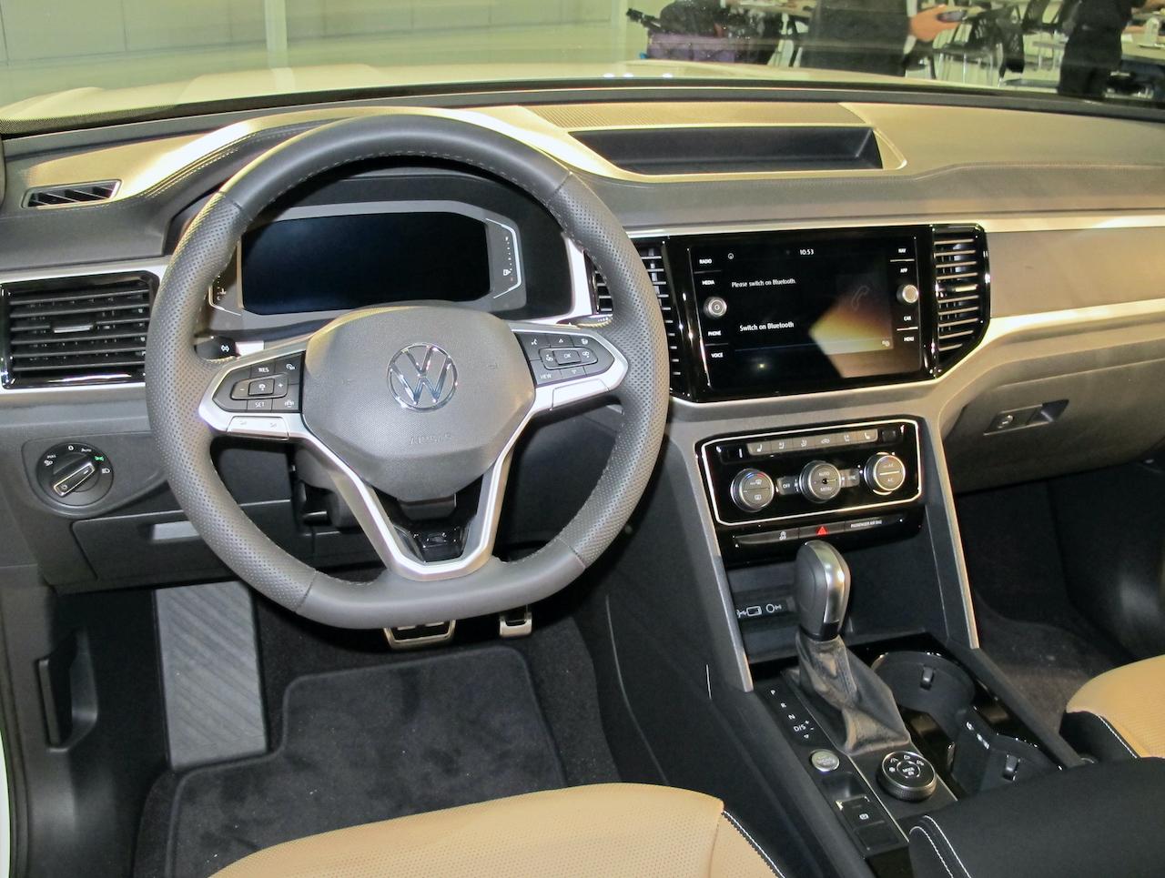 Preview 2020 Volkswagen Atlas Cross Sport Wheels Ca